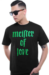 Jägermeister  x Adapt :: Meister of Love (Men's Black Tee)