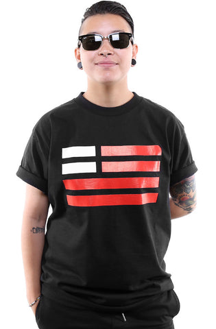 Created Equal (Men's Black Tee)
