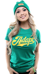 Home Team (Women's Kelly/Gold Tee)
