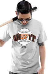 Misfit Classic (Men's Heather Tee)