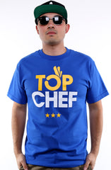Top Chef (Men's Royal Tee)