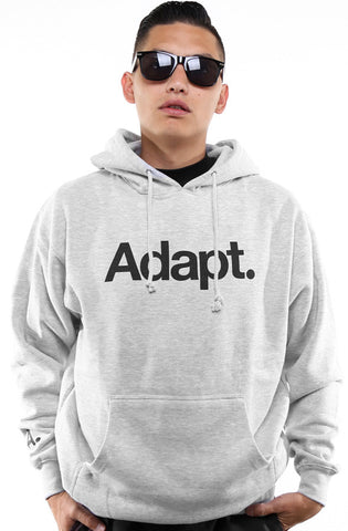 CTA (Men's Ash Hoody)