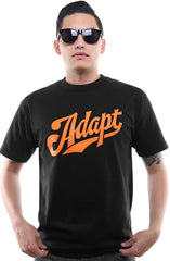 Home Team (Men's Black/Orange Tee)