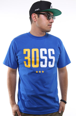 LAST CALL - Boss 30 (Men's Royal Tee)