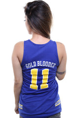 Gold Blooded Royalty :: 11 (Women's Royal Tank Top)