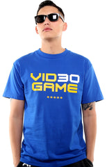 Video Game (Men's Royal Tee)