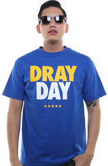 Dray Day (Men's Royal Tee)