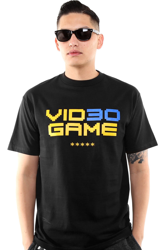Video Game (Men's Black Tee)