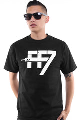 FF7 (Men's Black Tee)
