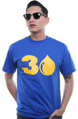 Drop 30 (Men's Royal Tee)