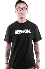 2ONDRE3000 x Adapt :: Been On (Men's Black Tee)