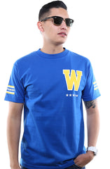 Gold Blooded Royalty :: 11 (Men's Royal Tee)