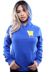 Gold Blooded Royalty :: 17 (Women's Royal Hoody)