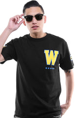 Gold Blooded Royalty :: 35 (Men's Black Tee)