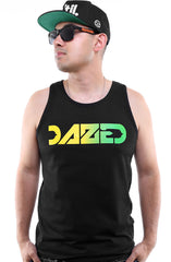 Dazed (Men's Black Tank)