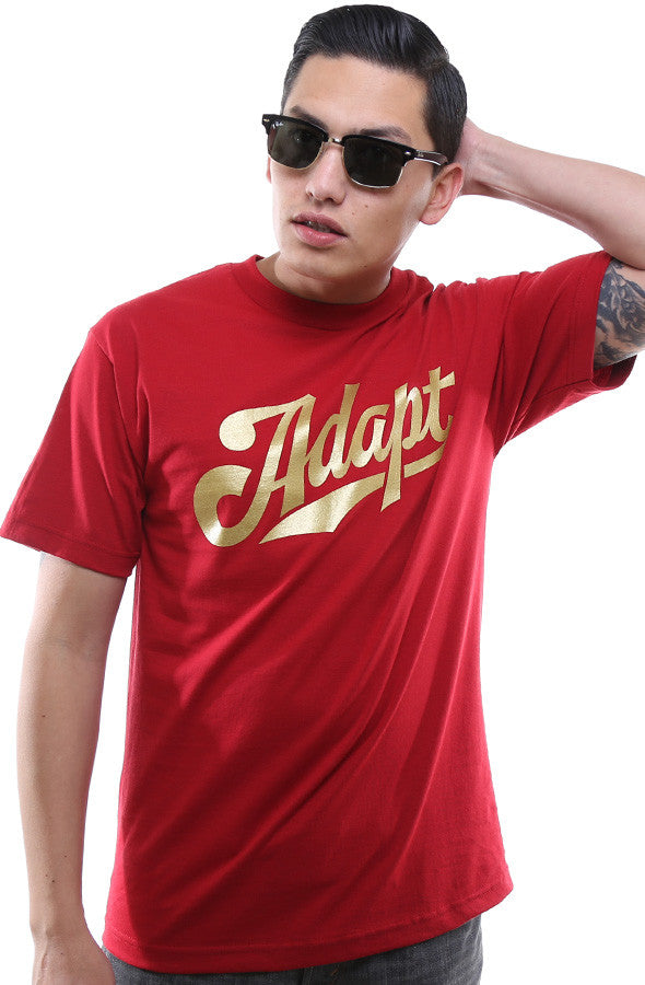 Home Team (Men's Cardinal/Gold Tee)