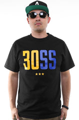 Boss 30 (Men's Black Tee)