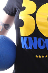 30 Knows (Women's Black Tee)