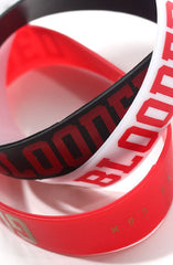 Gold Blooded (Black/Red/White Stretch Band 3-Pack)
