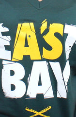 Eastbay (Women's Forest V-Neck)