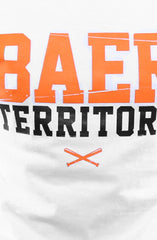 Baer Territory (Men's White Tee)