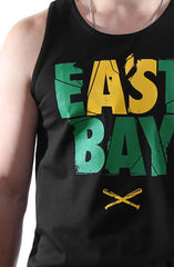 Eastbay (Men's Black Tank)
