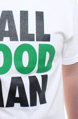 S'All Good (Men's White Tee)