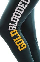 Gold Blooded (Women's Hunter Leggings)
