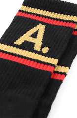 A-Type (Black/Gold Socks)
