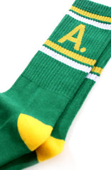 A-Type (Green/Gold Socks)