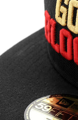 New Era X Adapt :: Gold Blooded (59/50 Fitted Cap)