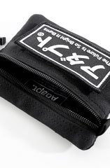 Angelo Kineda (Black Zipper Pouch)