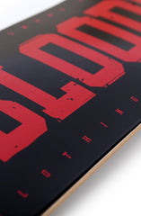 Gold Blooded (Skateboard Deck)