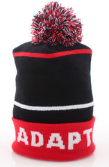 Hella Kitty (Black/Red Beanie)