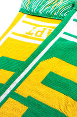 Gold Blooded (Green/Gold Scarf)