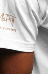 Ring Leaders (Men's White/Orange Tee)