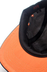 CTA (Black/Orange Ripstop Camp Hat)