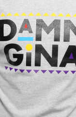 Damn Gina (Men's Heather Tee)