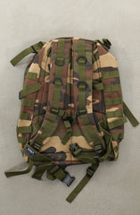 Meridian (Camo Tactical Backpack + Patch Bundle)