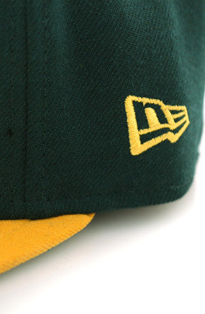 22e5b73bfd489 New Era X Adapt :: A-Type (Green/Gold 59/50 Fitted Cap) – Adapt.