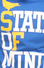 State of Mind (Men's Royal/Gold Tee)