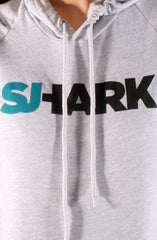 Breezy Excursion X Adapt :: Shark (Women's Heather Hoody)