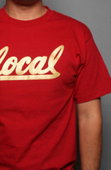 Local II (Men's Cardinal/Gold Tee)