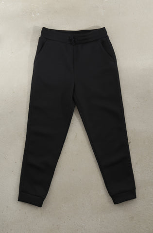 Bradley (Youth Unisex Black Joggers)