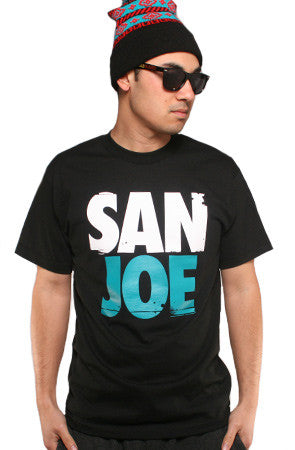 San Joe (Men's Black Tee)