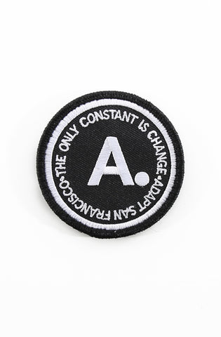 "A-Type (Velcro Patch 2.5"" x 2.5"")"