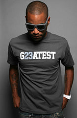 Greatest (Men's Charcoal Tee)