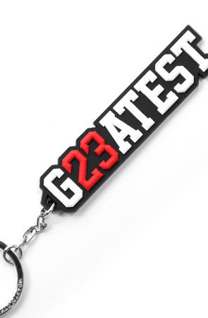Greatest (Black Keychain)