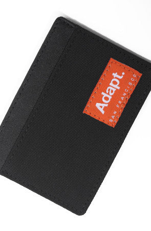Hamilton (Black/Orange Card Wallet)