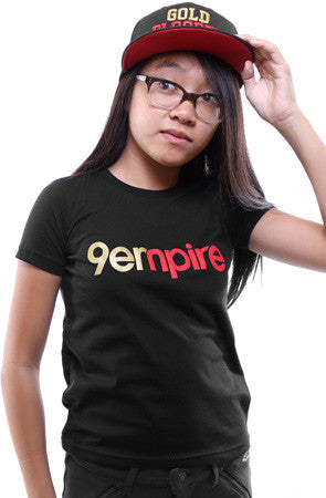 Empire (Youth Unisex Black Tee)